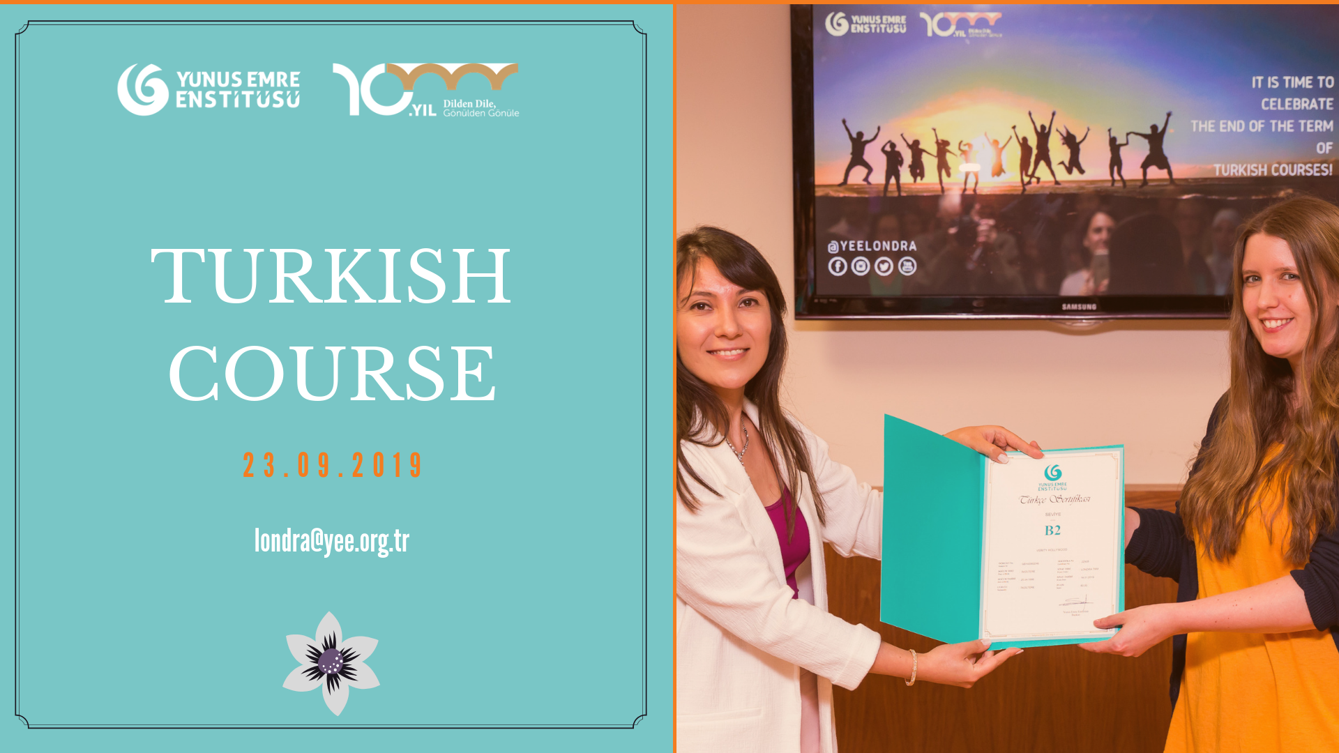 B2 Turkish Language Course With Materials