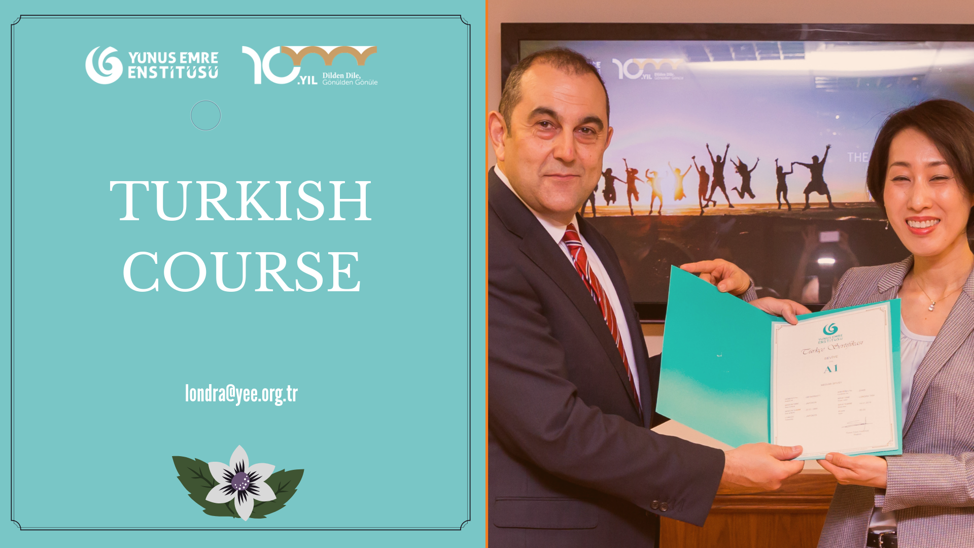 A1 Turkish Language Course Without Materials