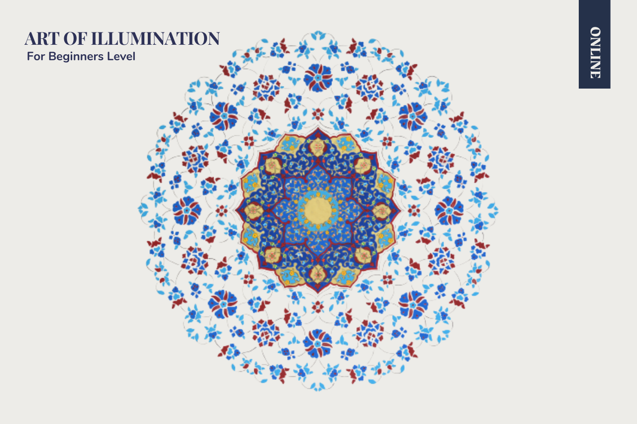 Art of Illumination (Tezhip) Course for Beginners